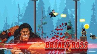The Expendabros: Broforce trifft auf The Expendables! Kostenloses Minispiel erhältlich