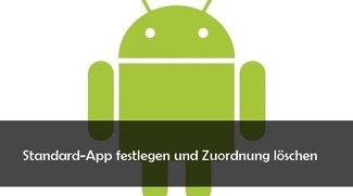 Android: Standardprogramme ändern oder festlegen