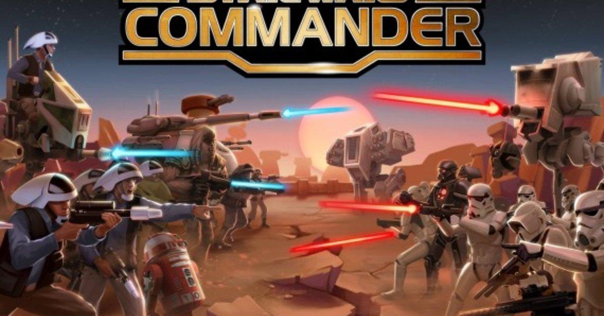 que mas tienes: STAR WARS COMMANDER