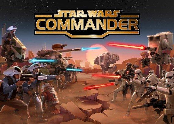 Star Wars: Commander - Home | Facebook