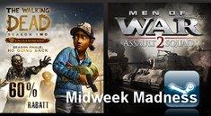 Steam Midweek Madness: The Walking Dead Season 1 und 2 bis zu 75% reduziert
