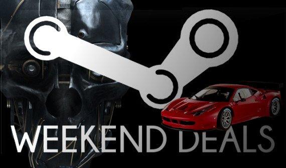 Steam Wochenend-Deal: Assetto Corsa um 50%, Dishonored um 75% reduziert