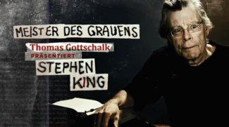 """""""Meister des Grauens"""" im Live-Stream und TV: Stephen King-Doku heute bei VOX"""
