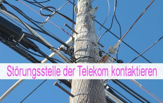 Telekom Störung Störungsstelle Kontaktieren