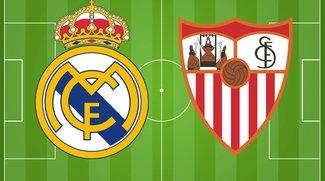 UEFA Supercup Live-Stream: Real Madrid - FC Sevilla