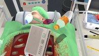 Surgeon Simulator: Chirurgisch operieren jetzt auch am Android-Tablet möglich – mit Bohrmaschine, Hammer und makaberem Humor