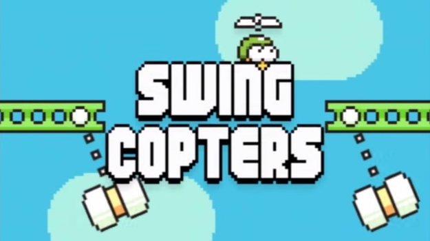 Swing Copters: Neues Suchtspiel des Flappy Birds-Entwicklers im Play Store gelandet
