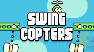 Swing Copters: Der Flappy Birds-Nachfolger für Android und iOS