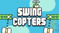 Swing Copters ist jetzt leichter: Entwickler lenkt ein