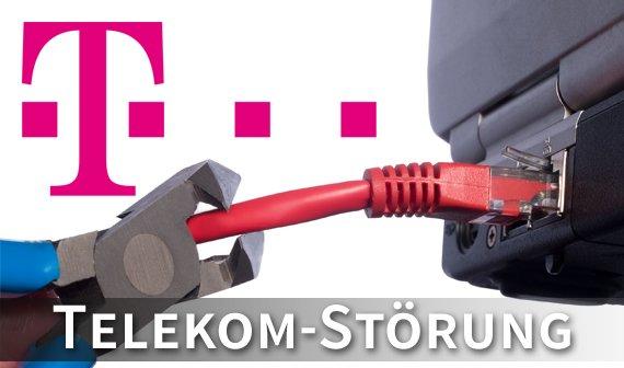 Telekom Störung - Was tun?