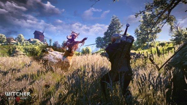 The Witcher 3 - Wild Hunt: Abermals verschoben!