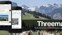 Threema: WhatsApp-Alternative aktuell zum halben Preis