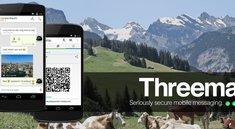 Threema für Android: Update auf Version 2.2 aktiviert Videokomprimierung und mehr