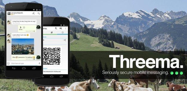Threema 2.0 für Android: Großes Update bringt Material Design-Ansätze und Android Wear-Support