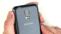 Samsung Galaxy S5 Mini Unboxing
