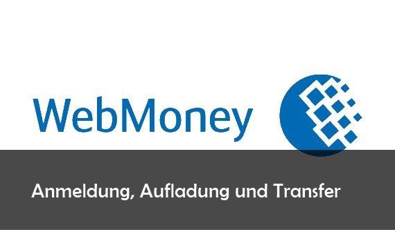 WebMoney in Deutschland nutzen: Die PayPal-Alternative