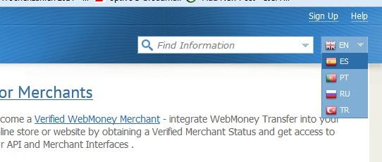 Webmoney Deutschland