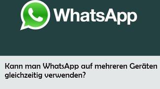 WhatsApp auf mehreren Geräten nutzen: so funktioniert es