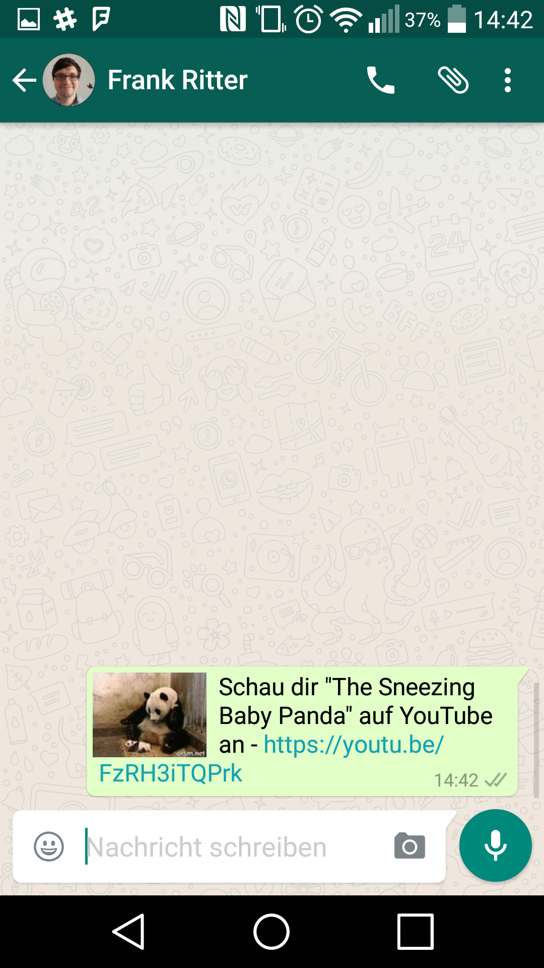 Youtube Videos Per Whatsapp Verschicken So Gehts Giga