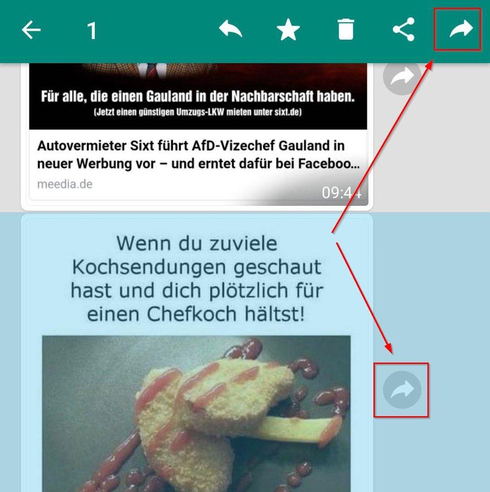 whatsapp-weiterleiten-einzeln
