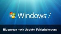 Bluescreen nach Windows-Update: Lösung und Hilfe - Patch deinstallieren