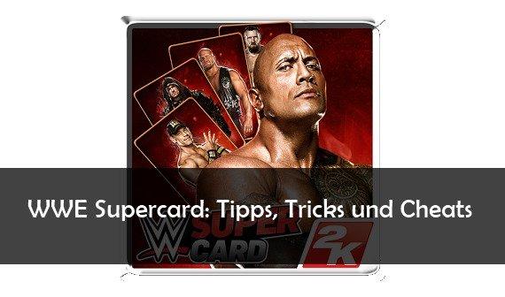 Wwe supercard cheats