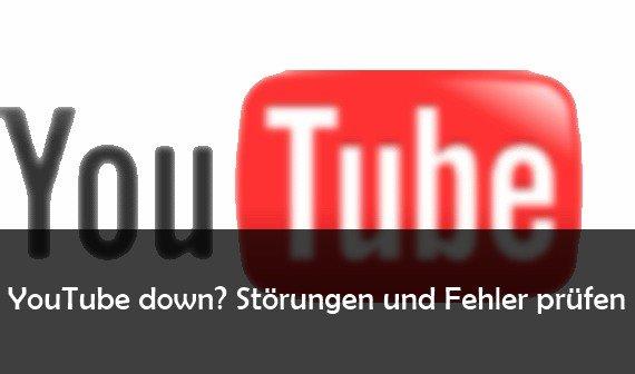 Ist YouTube down? Aktuelle Störungen & Server-Status prüfen