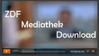 ZDF Mediathek Download