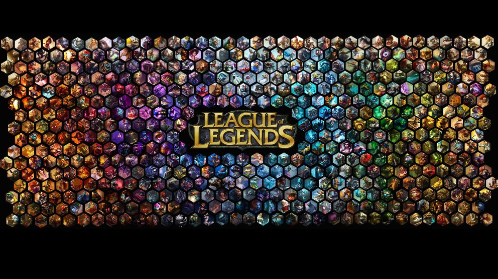 League of Legends Wallpaper - Portraits