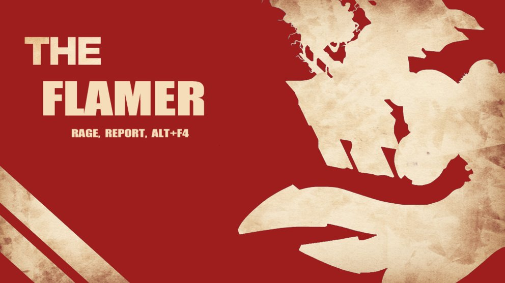League of Legends Wallpaper - Flamer