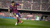 FIFA 15: Suarez bis Ende Oktober im Karriere-Modus gesperrt