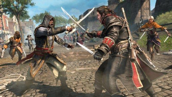 Assassin's Creed Rogue: Shay macht Jagd auf die Assassinen (Trailer)