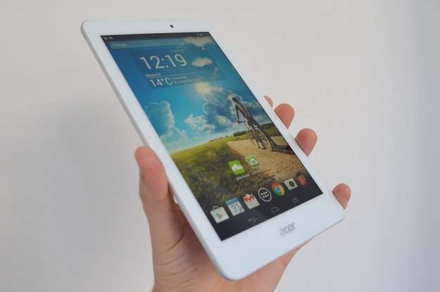 Acer Iconia Tab&nbsp&#x3B;8 im Lesertest&nbsp&#x3B;(2): Tolles Display und Preis-Leistungs-Verhältnis