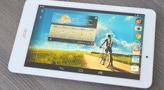 Acer Iconia Tab8 im Lesertest(3): Super-Display und aktuelles Android überzeugen