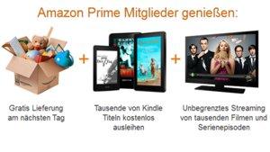 Amazon Prime: Kosten pro Jahr und monatlich