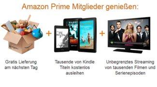 Amazon Prime: Kosten pro Jahr und monatlich (Neue Preise 2017)