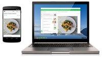 Chrome OS unterstützt jetzt auch Android Apps