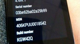 LG G Watch, Gear Live &amp&#x3B; Moto 360: Android Wear-Update auf Version 4.4W.1 wird verteilt