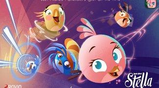 Angry Birds Stella: Neuester Teil der Erfolgsserie heute erschienen