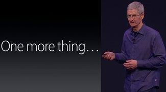 Umfrage zum Apple Event: Was hat euch am besten gefallen?