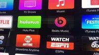 Auch Apple TV bekommt Software-Update