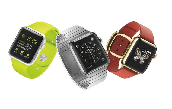 Apple Watch: Massenproduktion soll im Januar 2015 beginnen