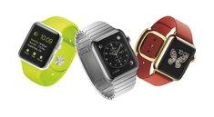 Apple Watch: Verkaufsstart im Frühling 2015