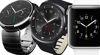 Vergleich: Apple Watch vs. Moto 360 vs. G Watch R