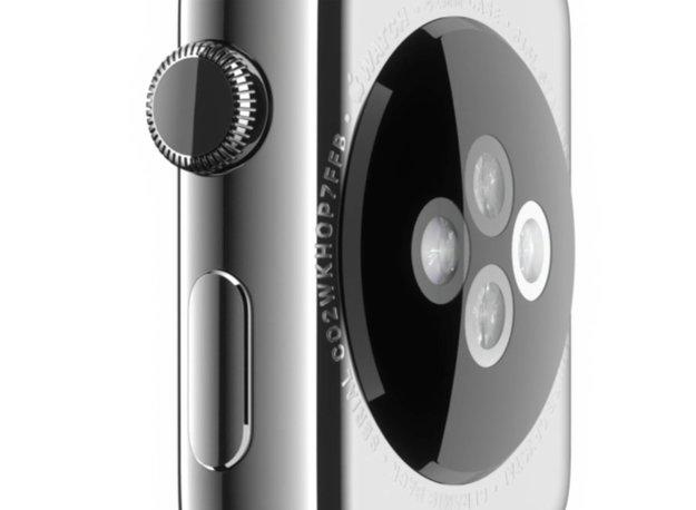 Apple Watch: Weitere Sensoren in zukünftigen Modellen