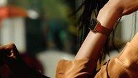 Apple Watch in freier Wildbahn gesichtet