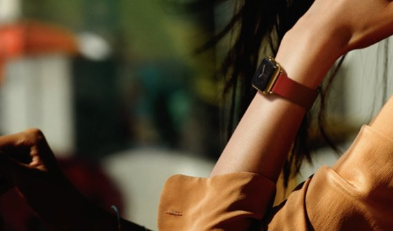 Apple Watch in freier Wildbahn gesichtet