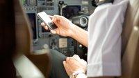 Flugmodus Adé – Behörde gewährt Handy-Nutzung in vollem Umfang