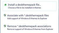 Deskthemepack Installer für Windows 7