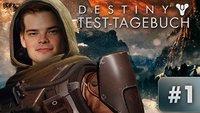 Destiny Test-Tagebuch #1: Müde Story trifft auf tolles Gunplay